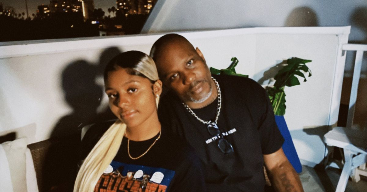 DMX's daughter pays tribute to father in touching post