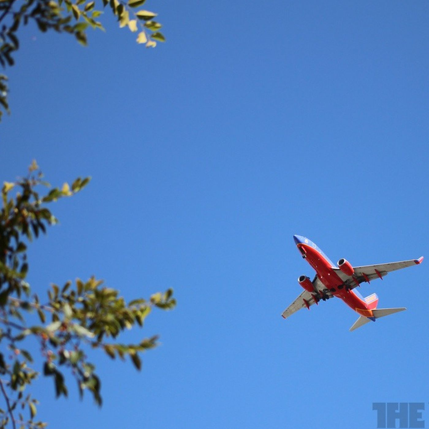 Southwest Airlines now lets you use electronics during