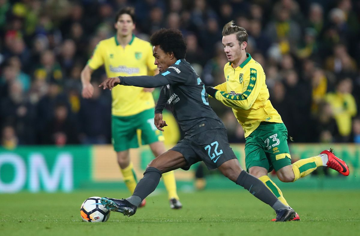 Norwich City v Chelsea - The Emirates FA Cup Third Round