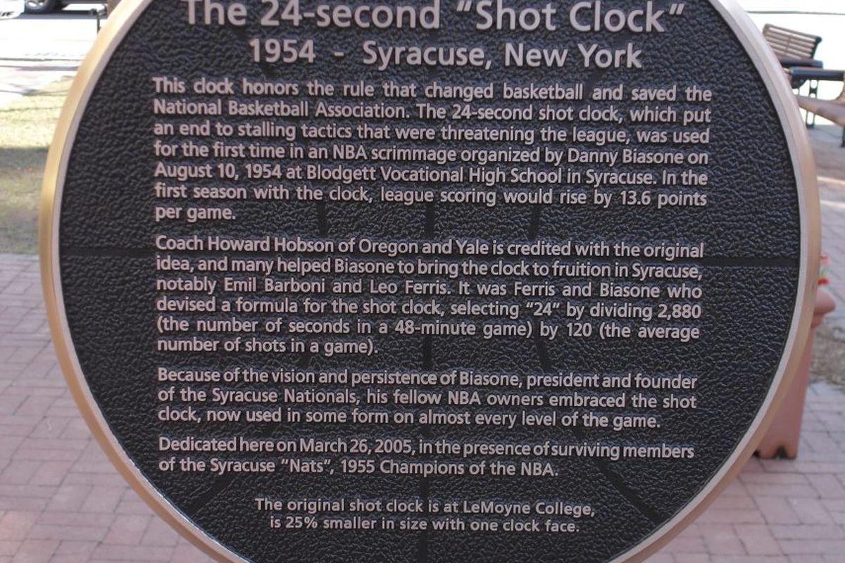 "via <a href=""http://upload.wikimedia.org/wikipedia/commons/c/c0/Syracuse_Shot_Clock_Monument_Close-Up.jpg"">upload.wikimedia.org</a>"