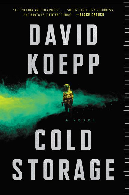 """Cover of """"Cold Storage"""" by David Koepp"""
