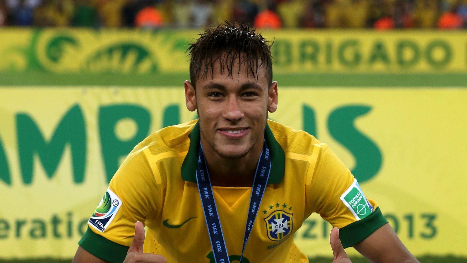 FC Barcelona News: 1 July 2013; Neymar Named ...