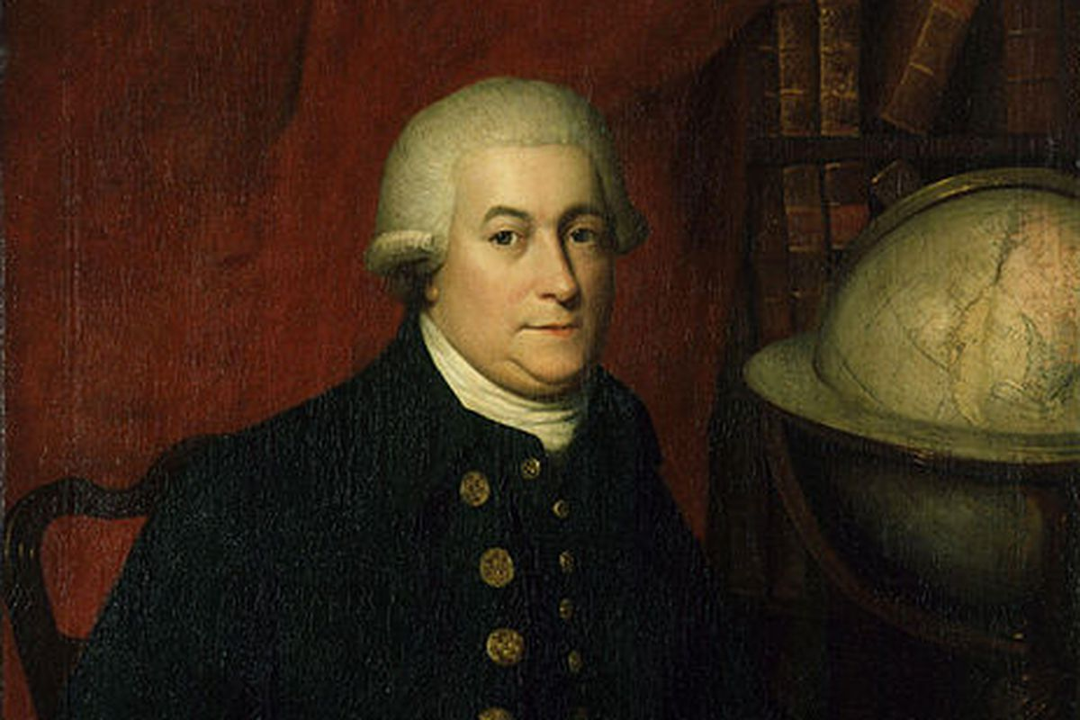 Probably George Vancouver