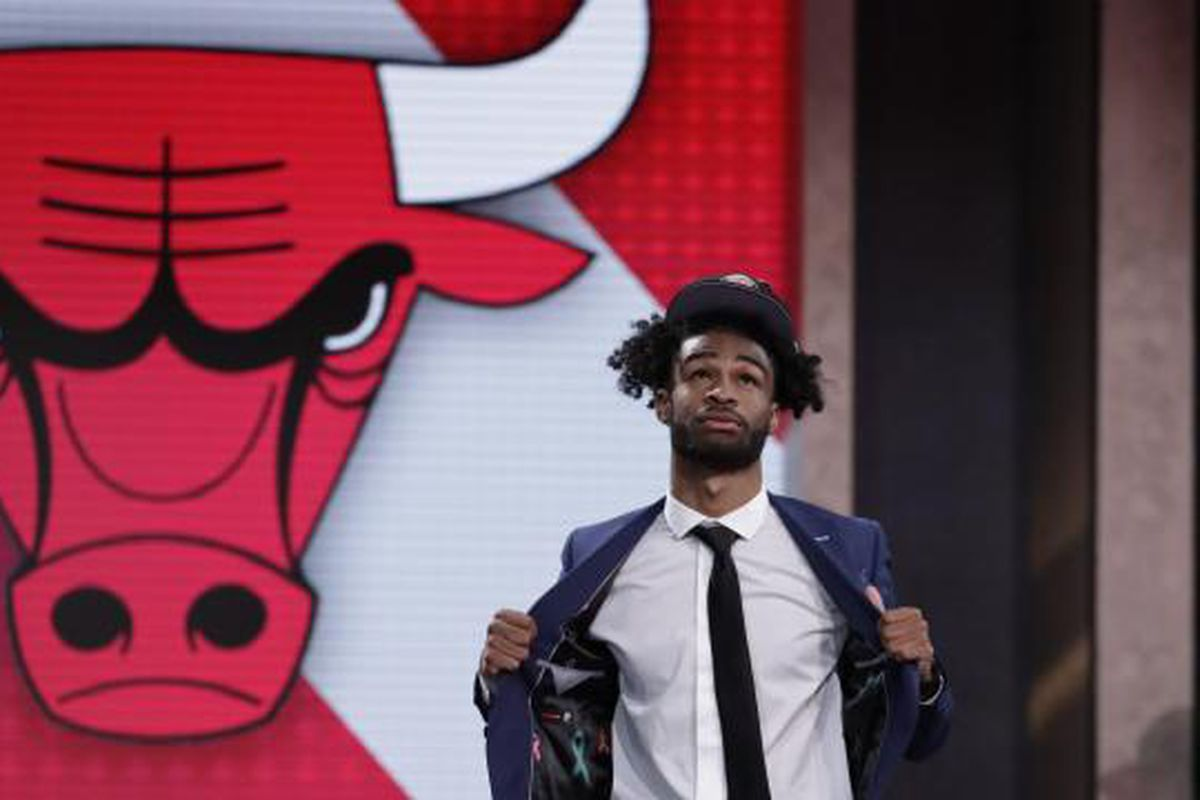 Bulls introduce the latest draft picks on Monday, spirit, aura, and all