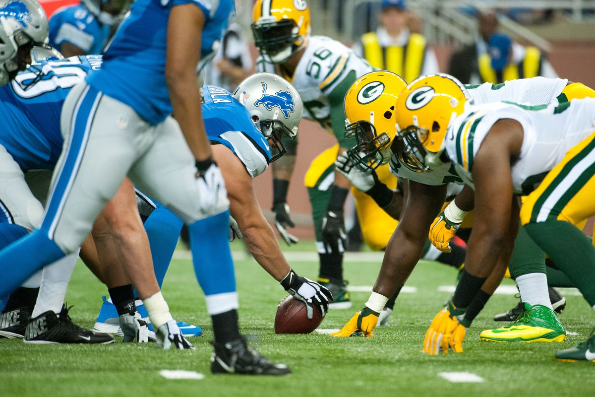 Detroit Lions Vs Green Bay Packers Game Time Tv Channel