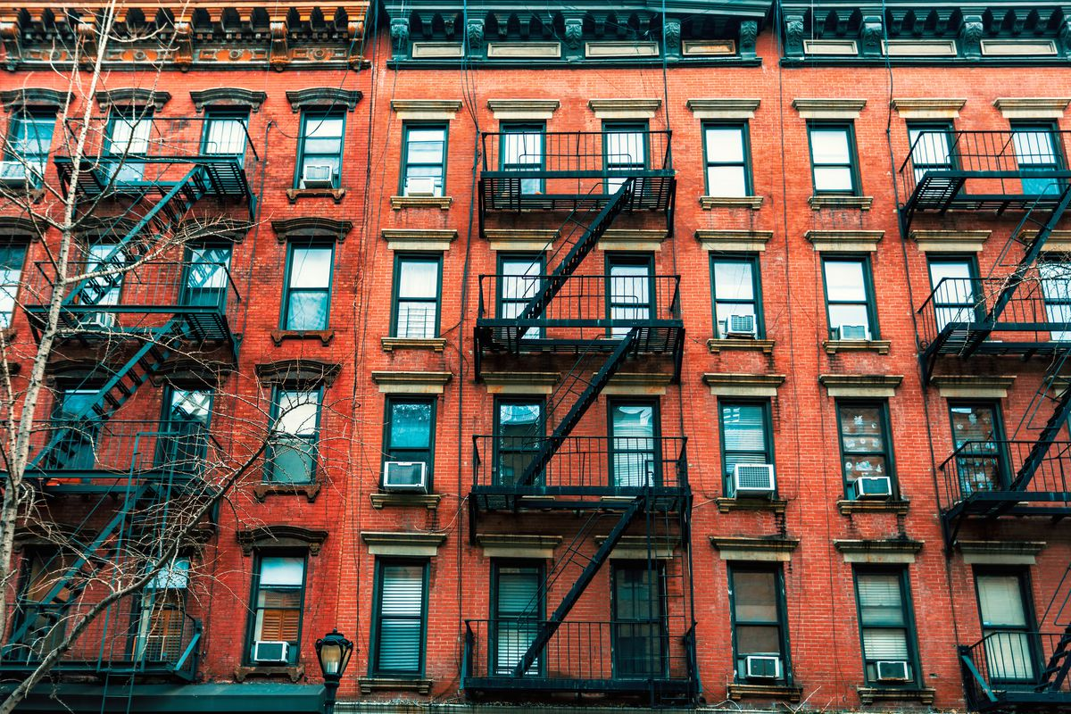 More People Live In An Apartment Building Than Your City