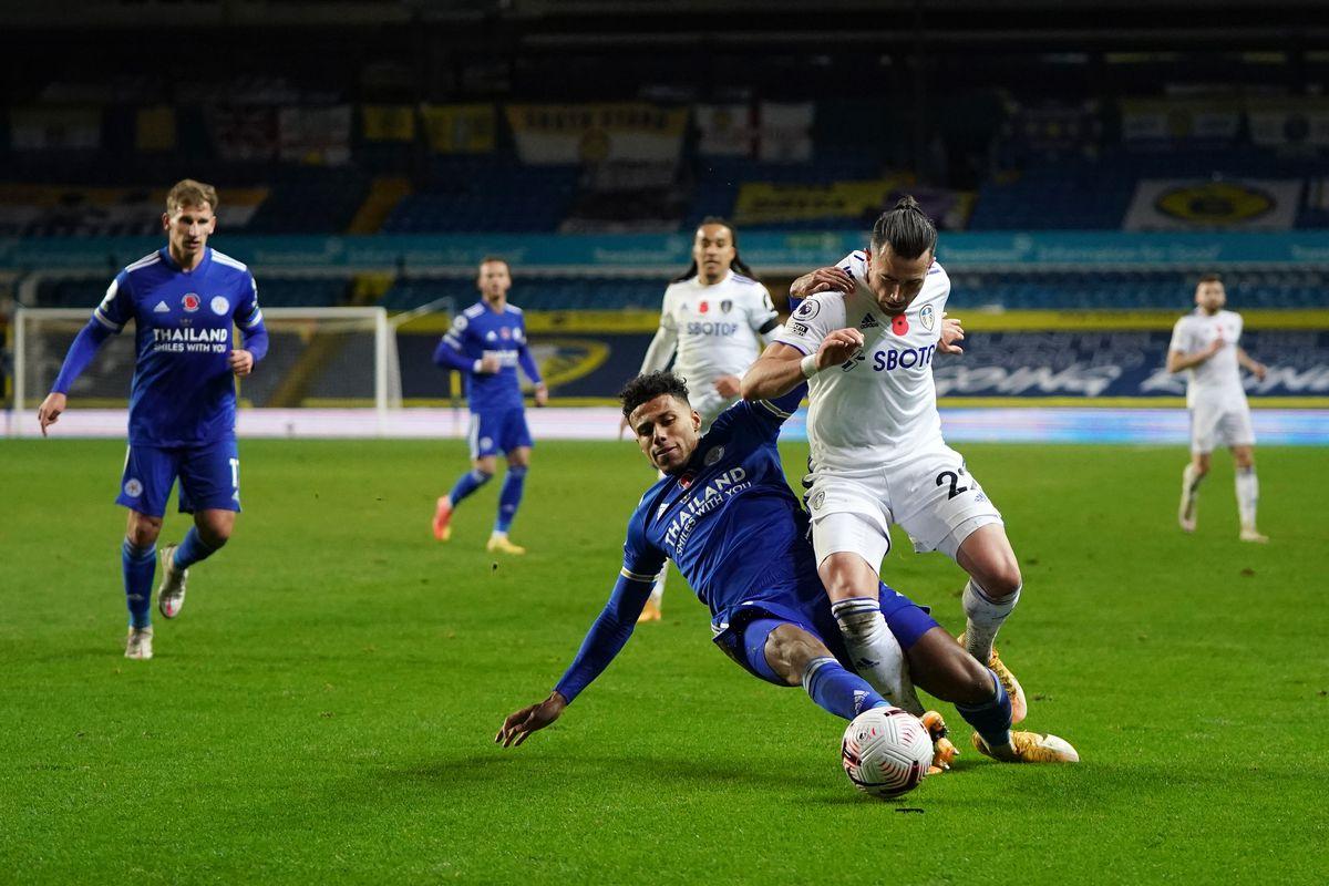 Leeds United v Leicester City - Premier League