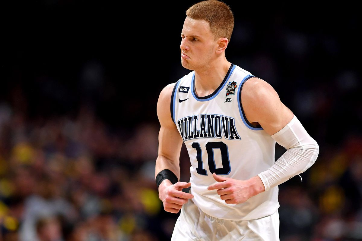2018 NBA Draft: Bucks Select Donte DiVincenzo (Villanova ...