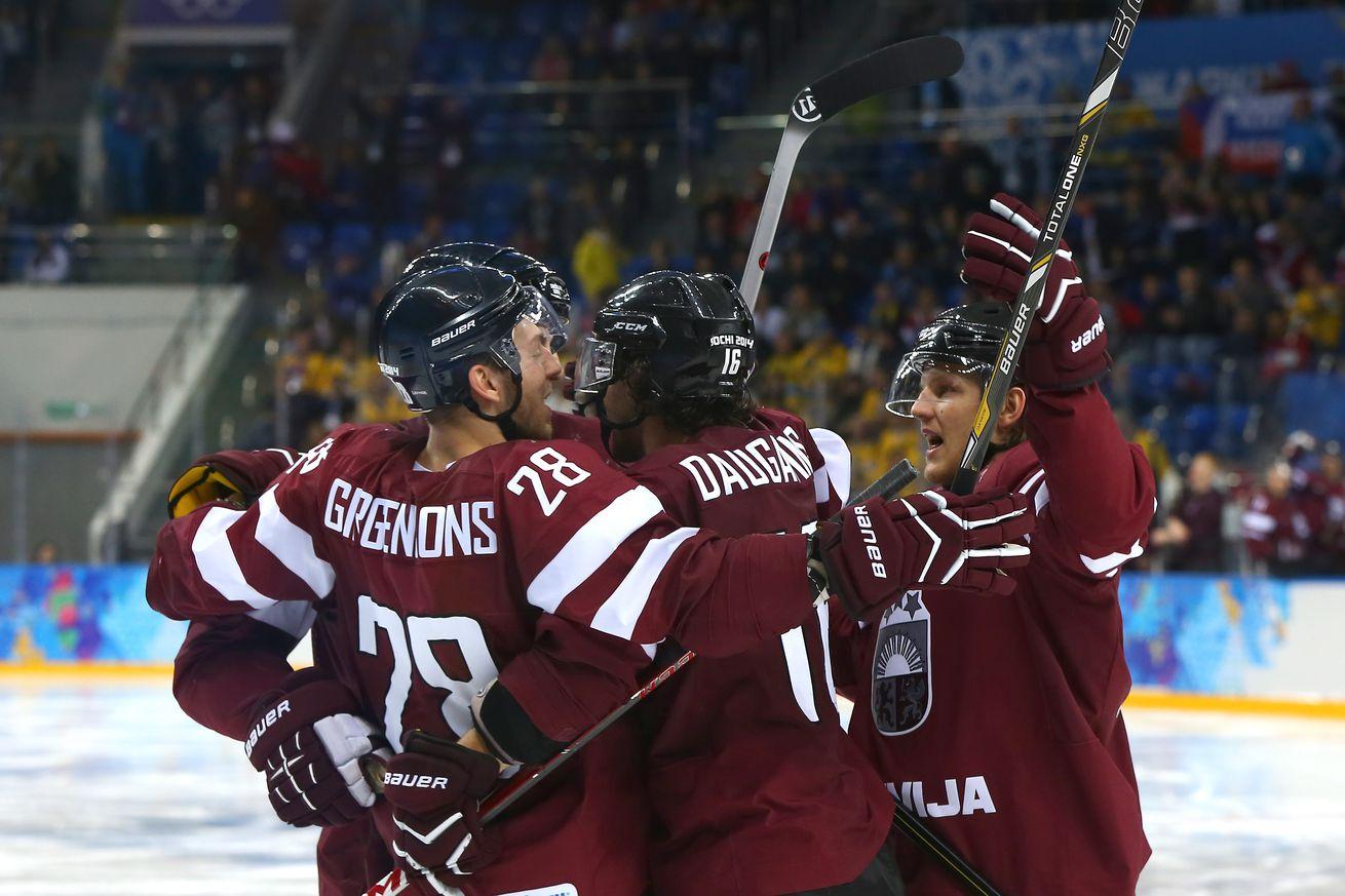 Ice Hockey - Winter Olympics Day 8 - Sweden v Latvia