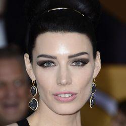 Serious earrings.
