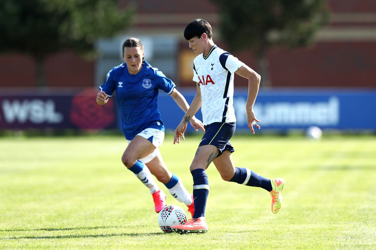 Everton 1 0 Tottenham Women Spurs Fall To Toffees Behind Christiansen Header Cartilage Free Captain