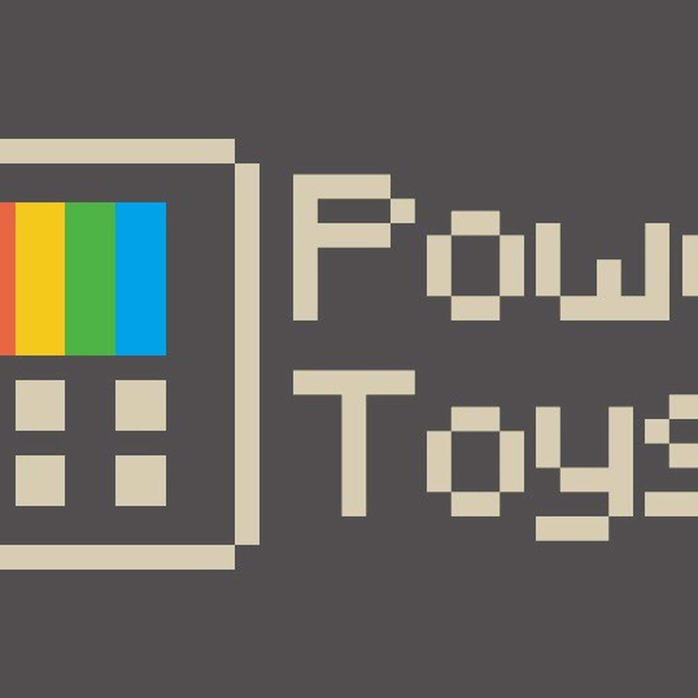 Microsoft brings PowerToys back to let anyone improve