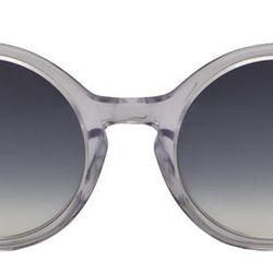"<b>Sunettes</b> Solid Gradation Sunglasses, <a href=""http://www.farfetch.com/shopping/women/sunettes-solid-graduation-sunglasses-item-10280149.aspx"">$175</a> at Muleh"