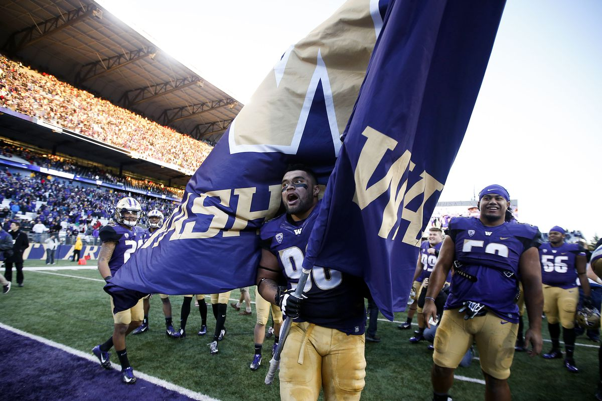 Taniela Tupou will be graduating, but otherwise the Dawgs lose few players.