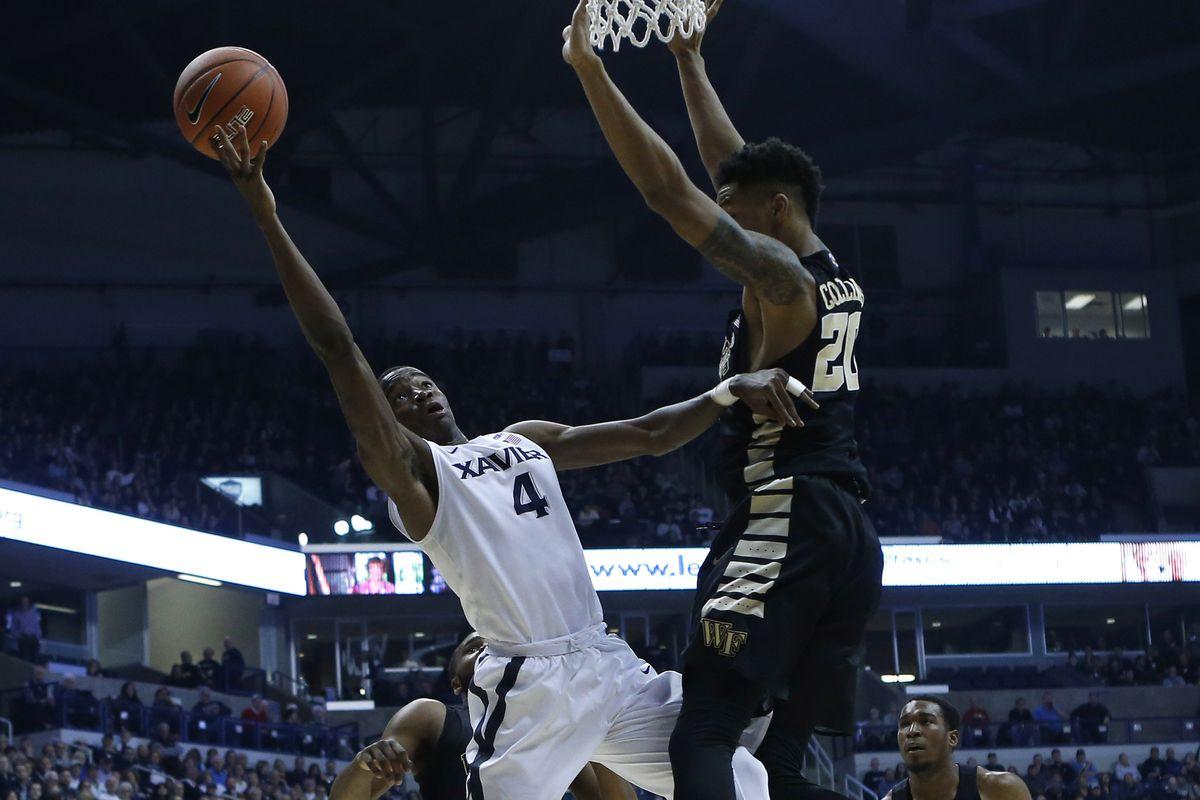 NCAA Basketball: Wake Forest at Xavier