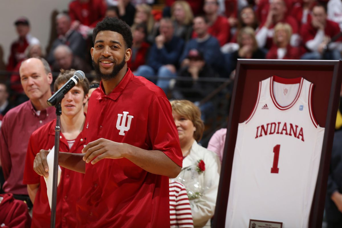 Indiana University's Christian Watford headlines this workout filled with possible second rounders