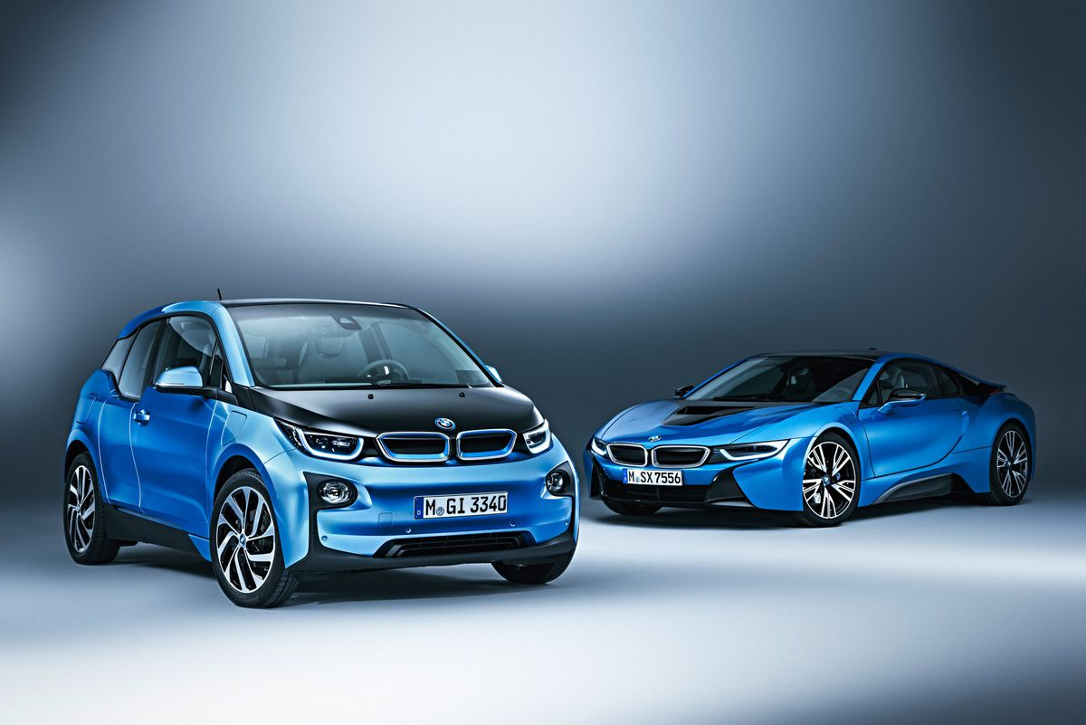 Bmw S I3 Electric Car Is Getting A Bigger Battery 114 Mile Range