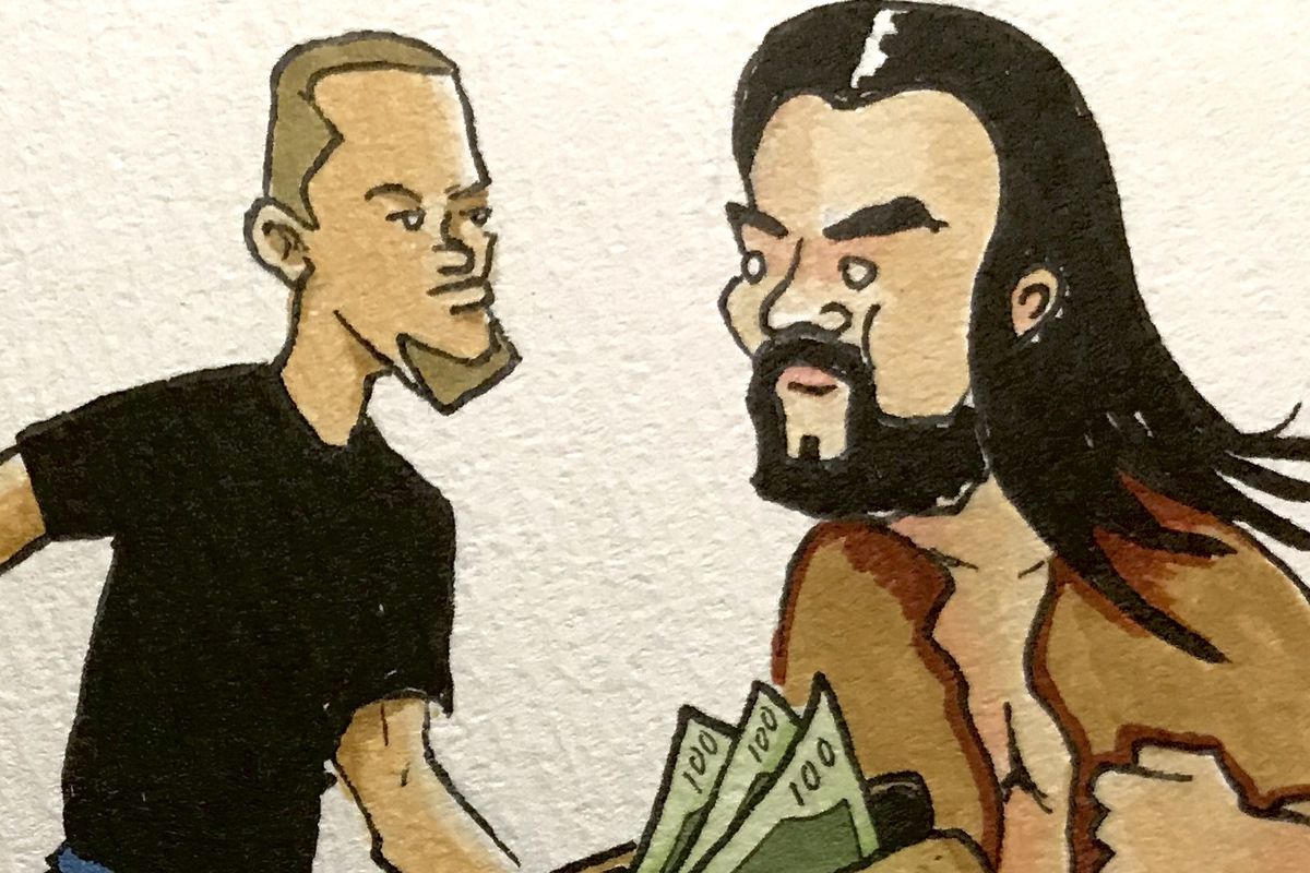 MMA SQUARED: Times have changed. Diaz vs Masvidal for the Bad MF belt, while McGregor sits on the sidelines