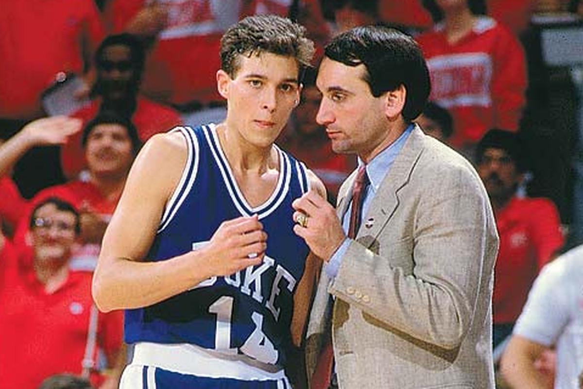 Utah Jazz Head Coach Quin Snyder S Duke Blue Devils Career