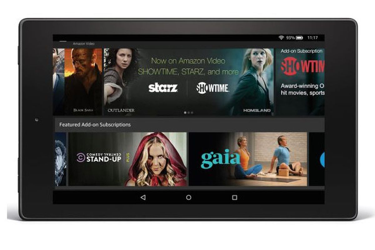 Amazon Starts Building Its Own Bundle by Selling Showtime, Starz and More With Amazon Prime