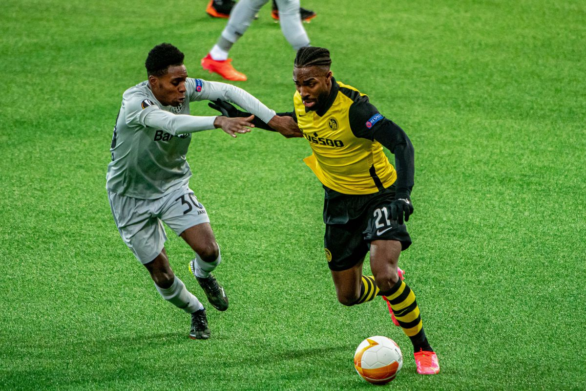 BSC Young Boys v Bayer Leverkusen - UEFA Europa League Round Of 32 Leg One