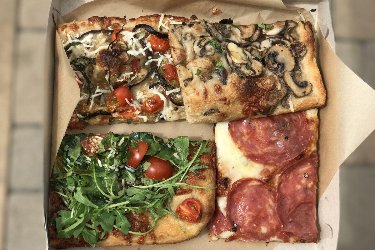 Pizza from Il Romanista