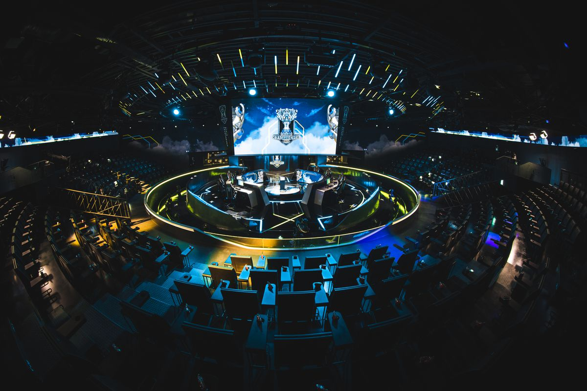 2018 Worlds Play-In Day 3