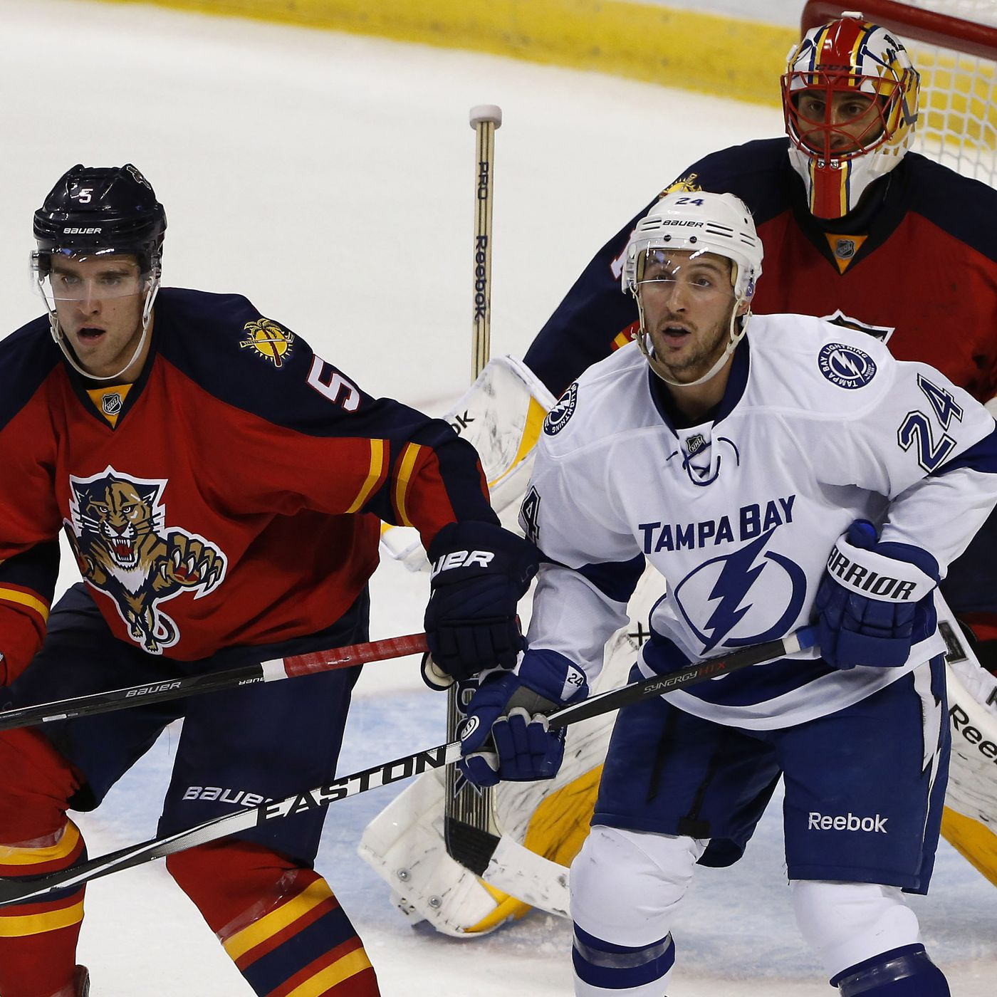 dbba77238ea The potential for a rare event  Tampa Bay Lightning at Florida Panthers  preview