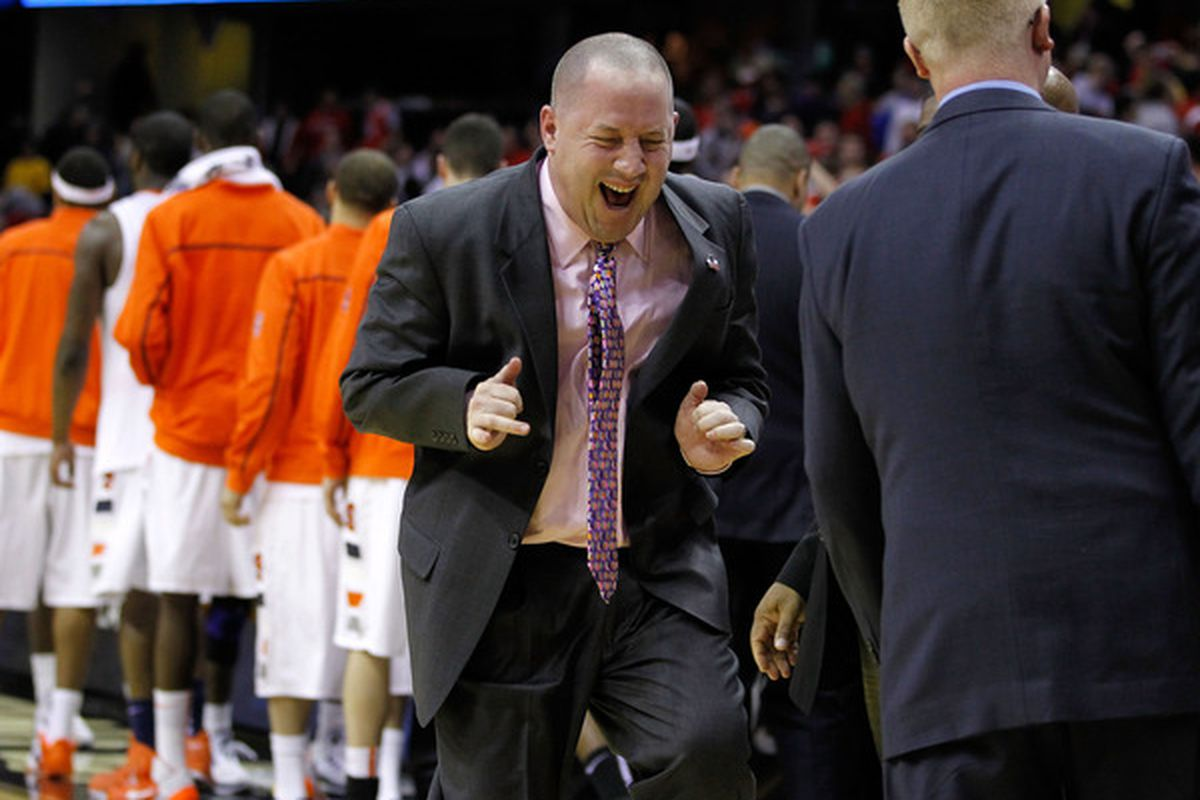 Head Coach Buzz Williams is excited to meet all of you.