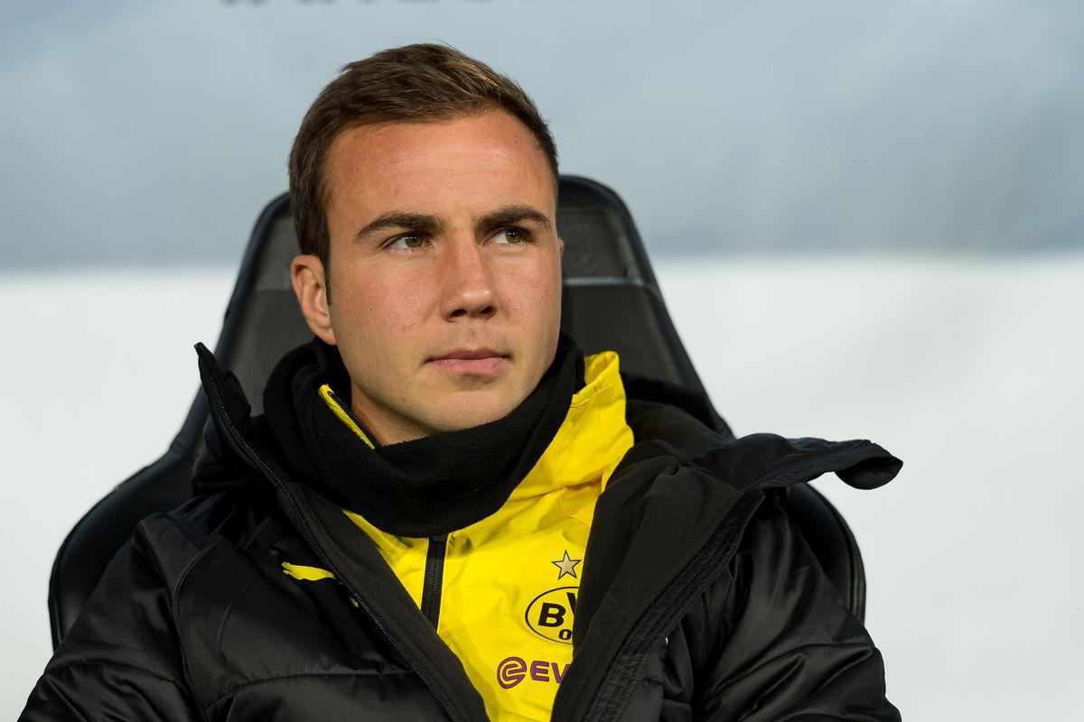 Borussia Dortmund v Borussia Moenchengladbach - DFB Cup