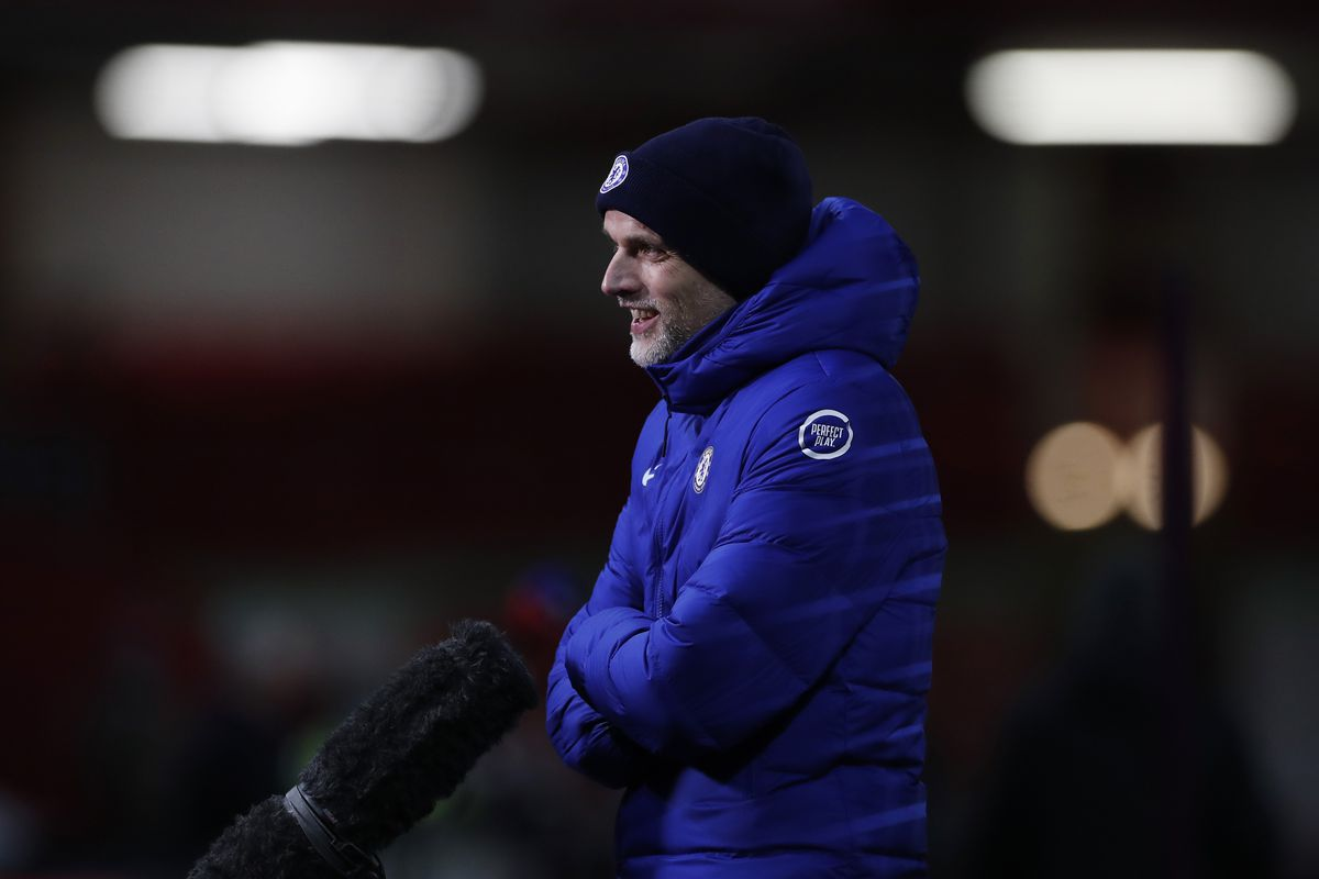 Sheffield United v Chelsea - Premier League