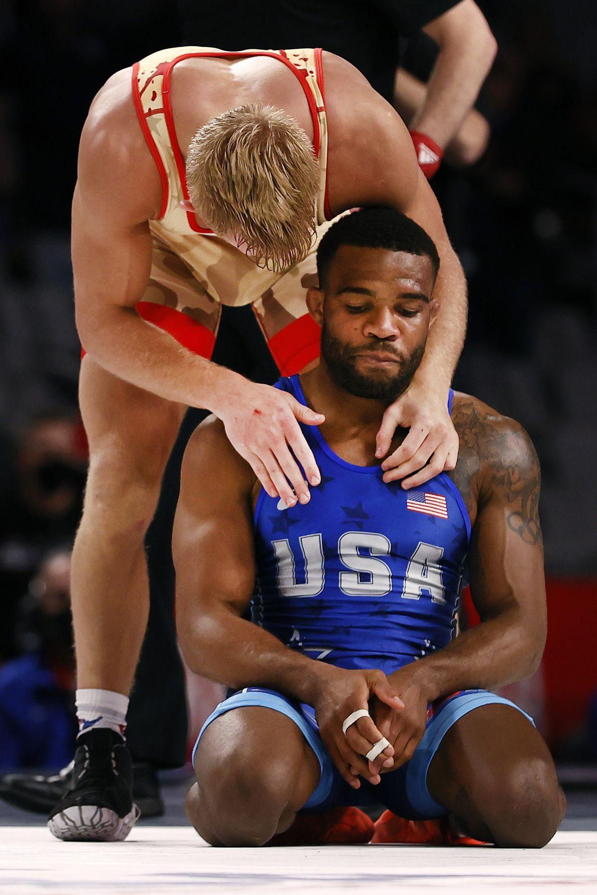 U.S. Olympic Team Trials - Wrestling