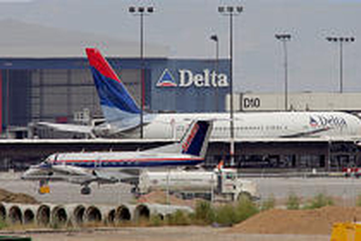 Delta has offered to swap $680 million of debt for notes secured by $1.2 billion worth of debt-free aircraft.