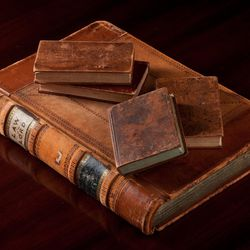 """As his personal historian, Willard Richards kept Joseph Smith's journals with help from William Clayton and others between 1841 and 1844. The large book, the first of Joseph Smith's Nauvoo journals, is titled """"The Book of the Law of the Lord"""" and covers the period from December 1841 through December 1842. The four small memorandum books together make up the second Nauvoo journal, titled """"President Joseph Smith's Journal,"""" which covers the period from December 1842 through June 1844. This volume of The Joseph Smith Papers reproduces the journal entries found in the latter part of the second memorandum book and all of the entries from the third and fourth volumes."""