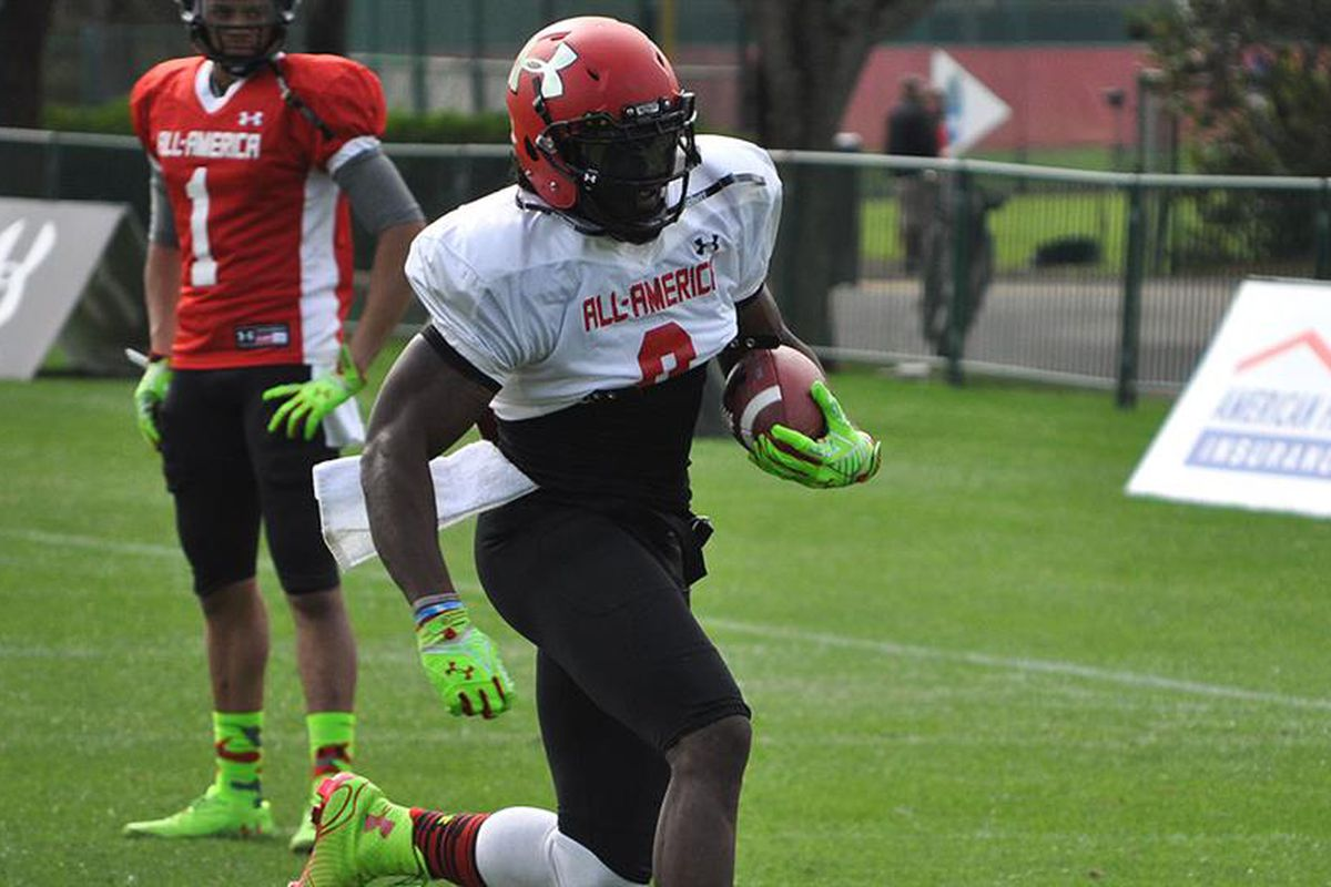 5-star RB Bo Scarbrough will visit Miami, but will he flip from his Alabama commitment?