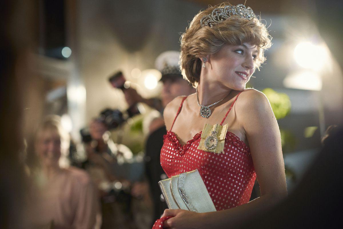 Diana Princess of Wales (EMMA CORRIN)