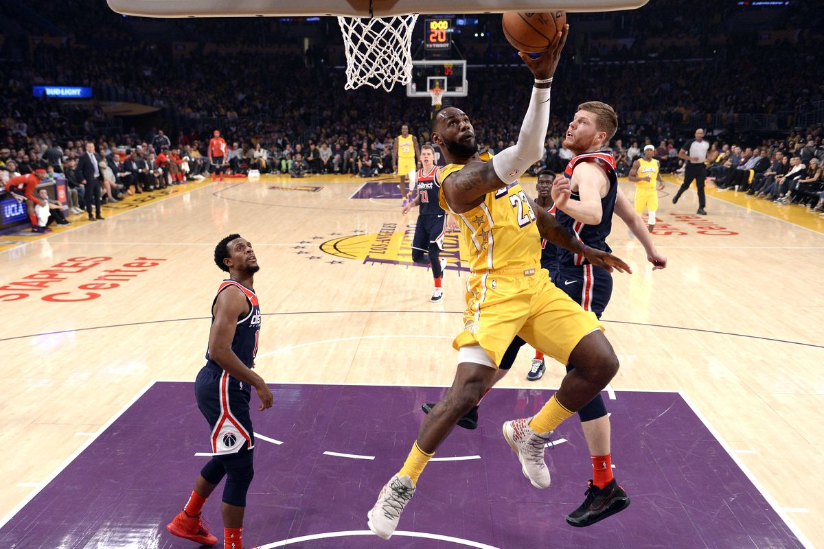 Nba Trade Rumors Lakers One Of Teams With Interest In Davis