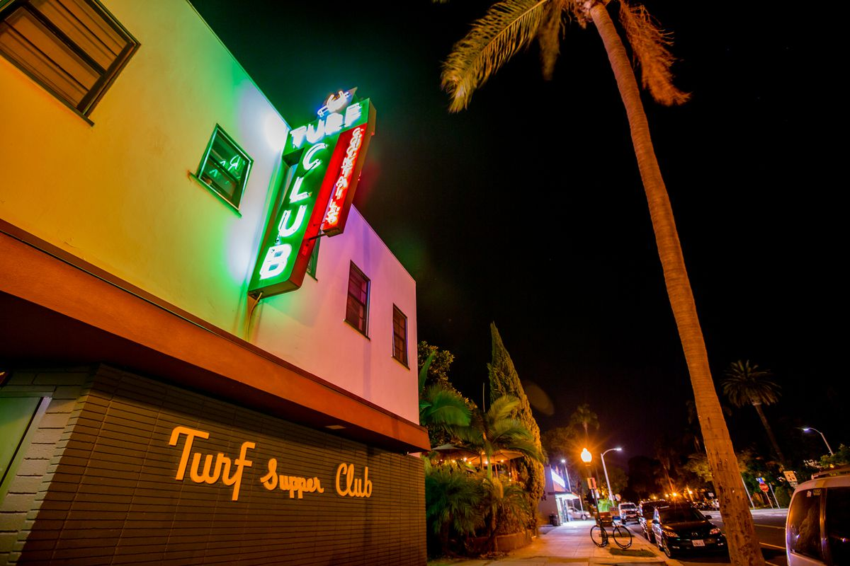 Sneaky Tikis & Seared Meat: A Night at the Turf Supper Club