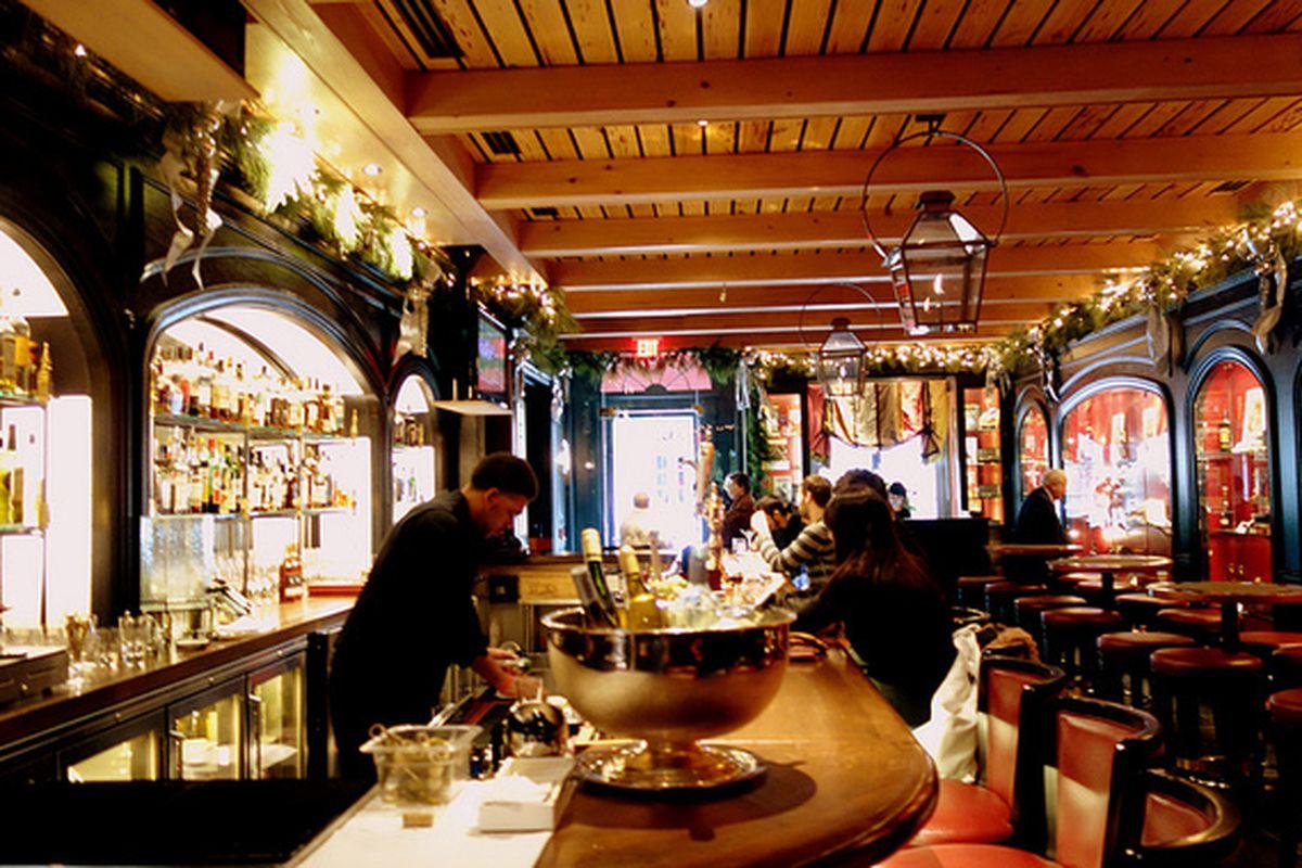 Restaurant R'evolution, New Orleans