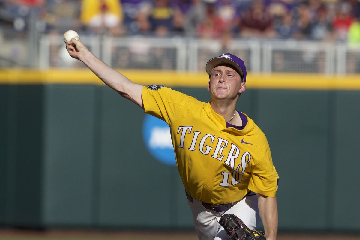 designer fashion e0d9d 91f75 2019 LSU Baseball Preview: The Pitchers - And The Valley Shook