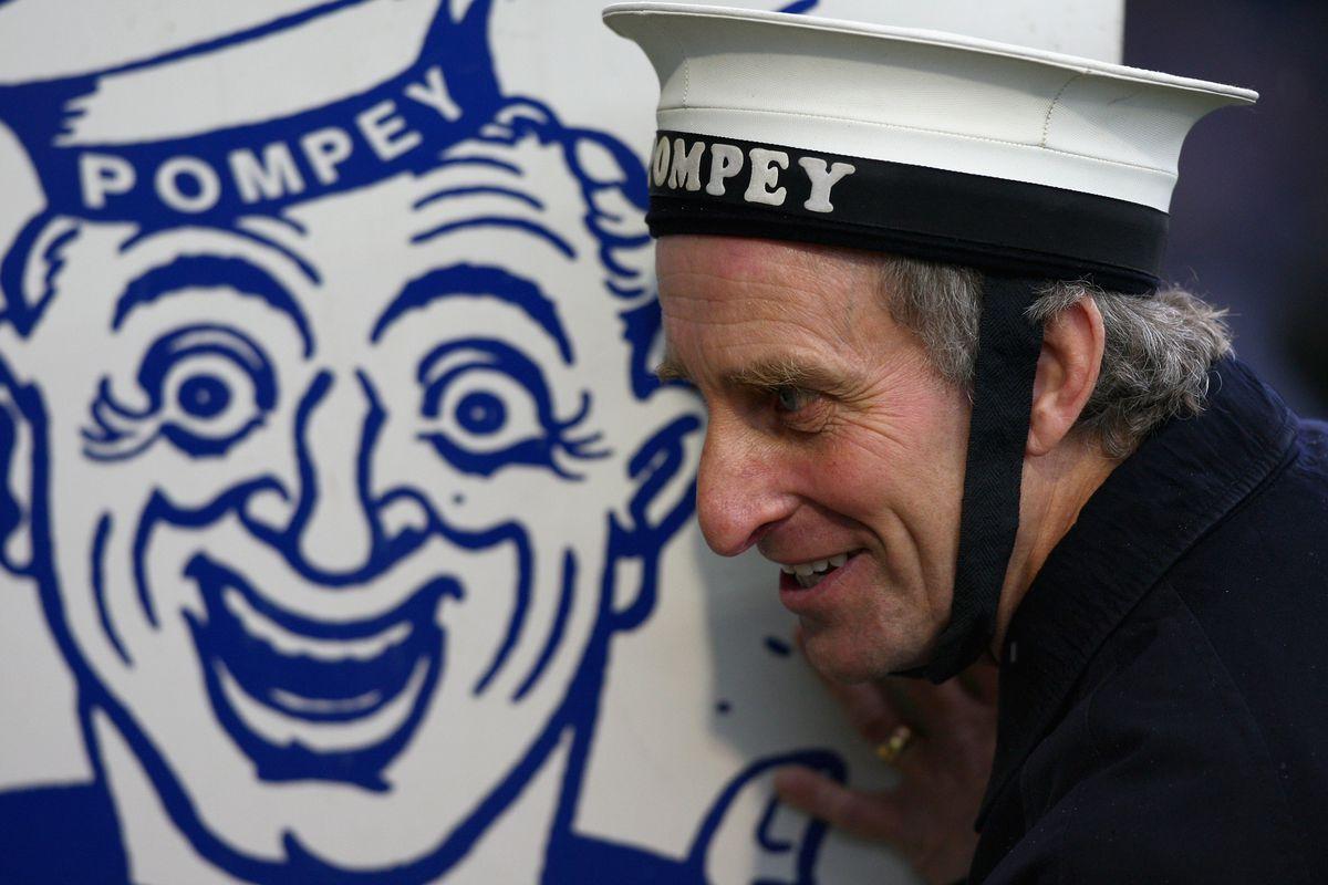 Portsmouth v West Bromwich Albion - Premier League