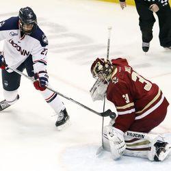 Boston College Eagles @ UConn Huskies