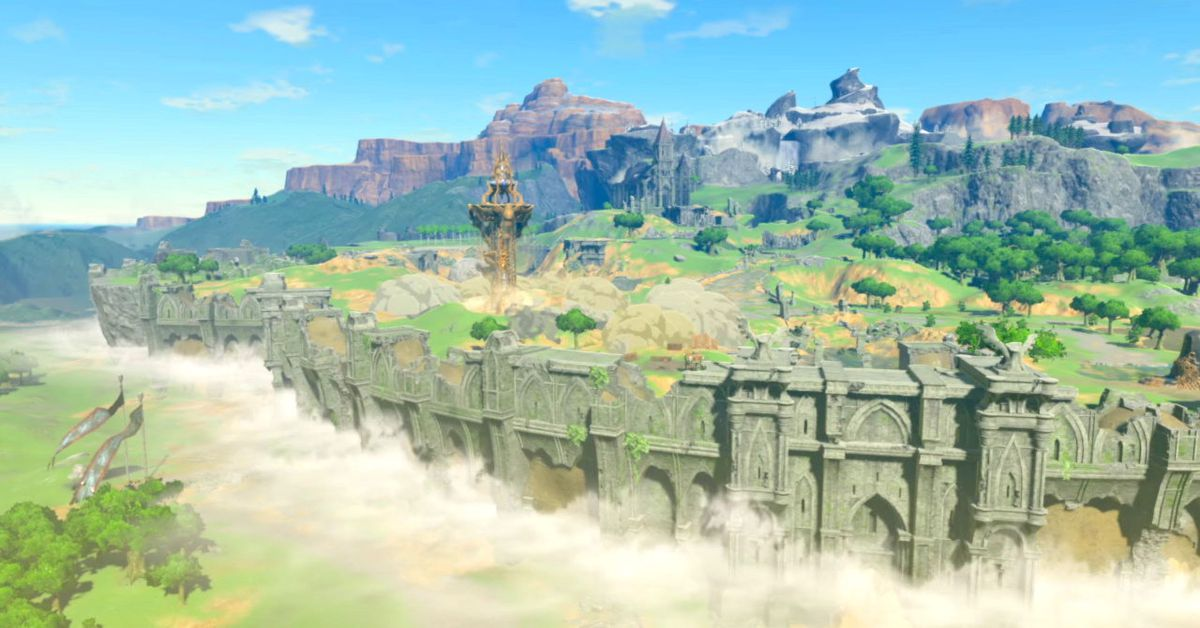 Breath of the Wild guide: The Great Plateau's secrets, hidden items and  treasures - Polygon