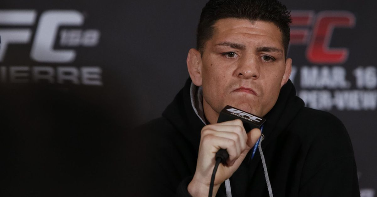 Nick Diaz is no role model, will only make UFC return for an offer he 'can't refuse'
