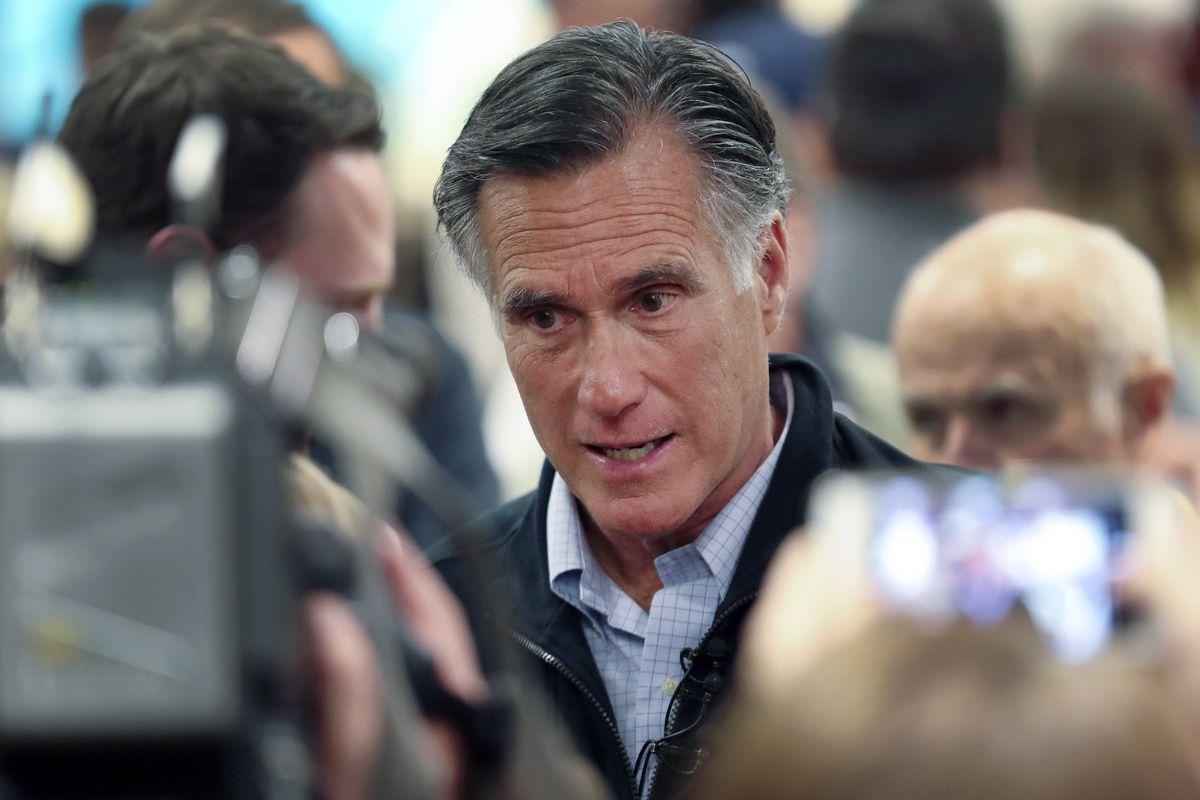 Mitt Romney Says George Floyd Death Must Lead To End Of Racist
