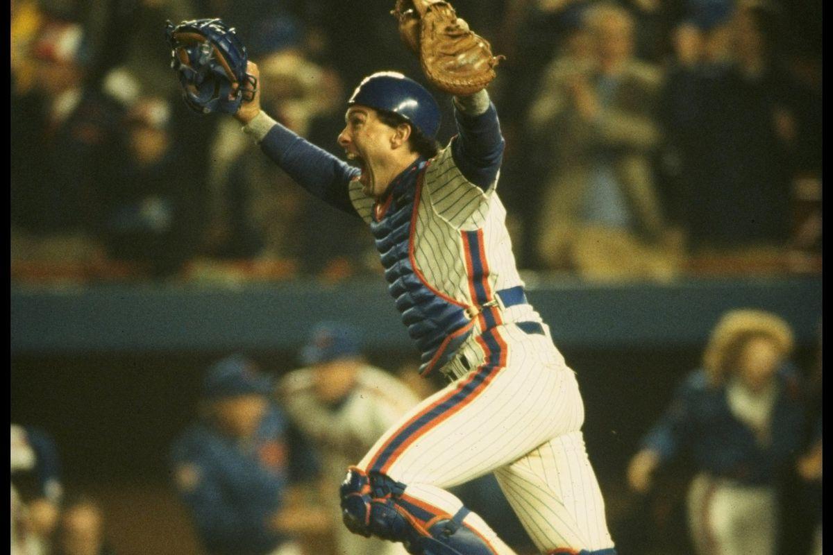 1986 World Series Carter