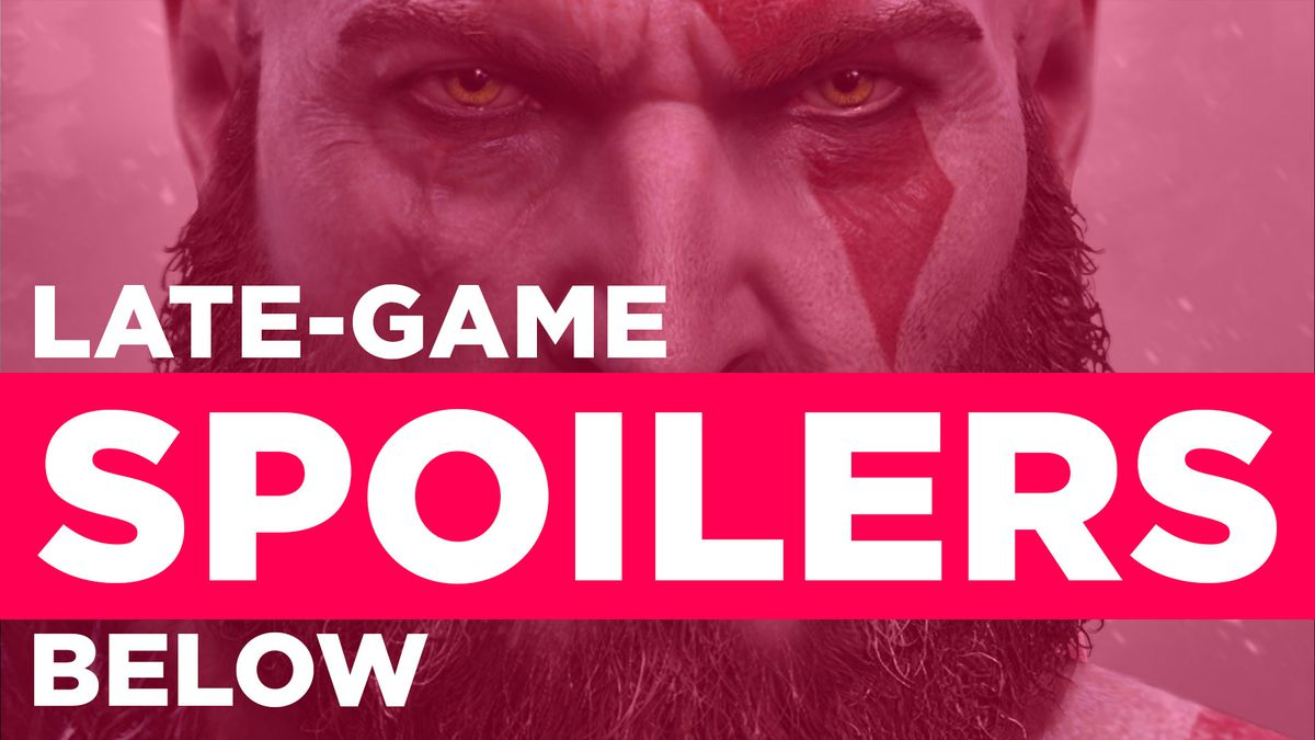 God of War guide: Iron Cove walkthrough and collectibles - Polygon