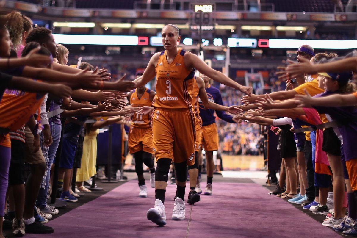 San Antonio Stars v Phoenix Mercury