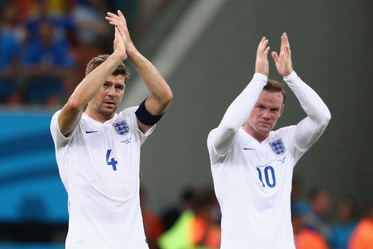 Two England greats lead their teams out today. Which one will emerge victorious?