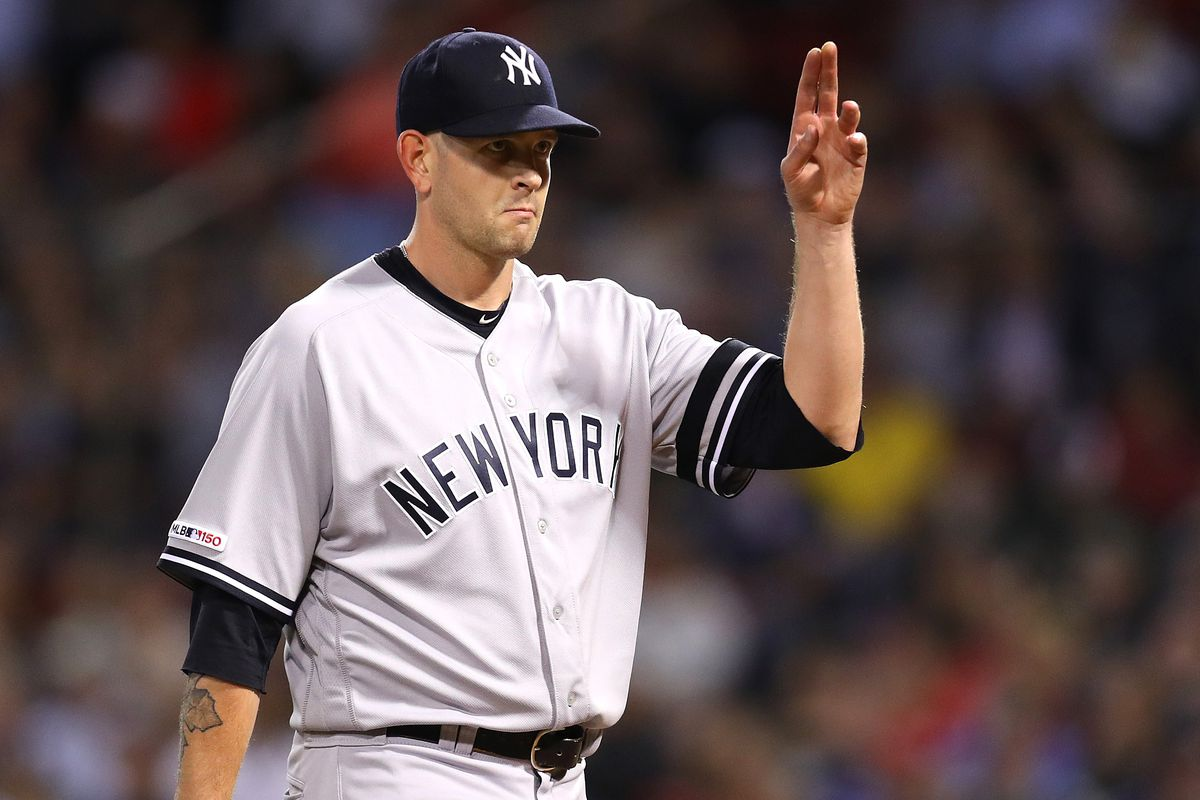 The Yankees should forego a traditional rotation in the postseason